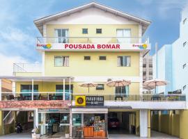 Pousada Bomar Bombinhas, hotel near Russi & Russi Shopping Mall, Bombinhas