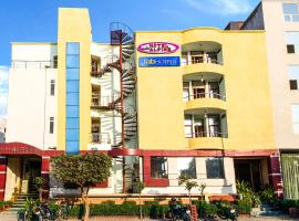 FabHotel Alpine Tajganj, hotel in Agra