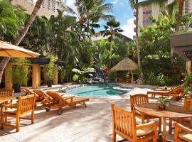 Waikiki Beachcomber by Outrigger, hotel v Honolulu