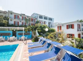 Hotel Bagnitiello, hotel a Ischia
