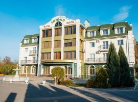 Эмеральд отель, отель в Тольятти