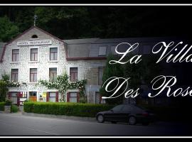 Villa Des Roses, hotel in Aywaille