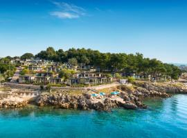 Ježevac Premium Camping Resort by Valamar, family hotel in Krk