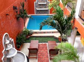 Hotel Peregrina, hotel in Valladolid