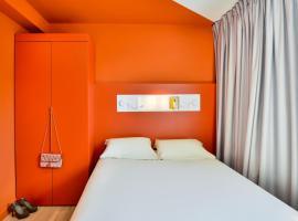 ibis Budget Mâcon Crêches, hotel in Chaintré