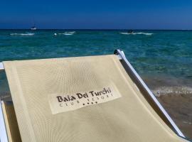 Baia Dei Turchi Resort, hotel in Otranto