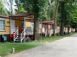 Camping Fuentes Blancas, hotel near Burgos Airport - RGS,
