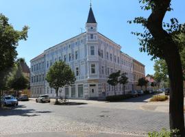 Hotel Haus Singer, hôtel à Wittenberge