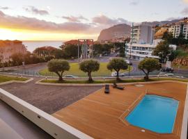 Apartamento Monumental Residence, hotel cerca de Escuela Profesional de Hostelería y Turismo de Madeira, Funchal