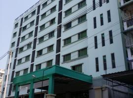 Silver Green Hotel, hotel in Yangon