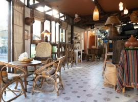 Past Tense Hostel, hostel in Chiang Mai