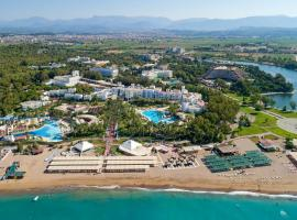 Seven Seas Hotel Blue - Ultra All Inclusive -Ex Otium Hotel Seven Seas-, отель в Сиде