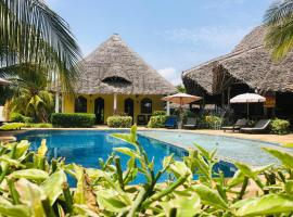 Kiwengwa Bungalow Boutique Resort, boutique hotel in Kiwengwa