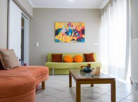 BETTY'S AIR+PORT SEA APARTMENT, apartment in Artemida