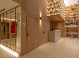 마드리드에 위치한 호텔 아파트-호텔 세라노 레콜레토스