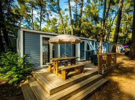 Camping la Sousta****, hotel near Pont du Gard, Remoulins