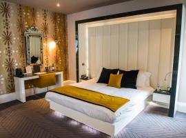 The Rutland Hotel & Apartments, boutique hotel in Edinburgh