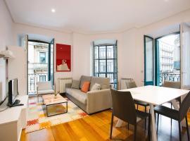 Apartamentos San Marcial 28, apartment in San Sebastián