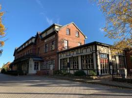 Bentheimer Hof, hotel in Bad Bentheim