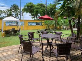 Beira Mar, guest house in Ubatuba