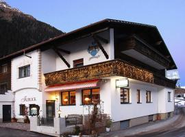 Garni Talblick, budget hotel in Ischgl
