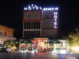 Motel GENEX-MBugojno, hotel in Bugojno