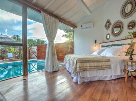 A Casa de Gabriella, accessible hotel in Itacaré