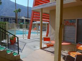 Aloha Hotel Palm Springs, hotel in Palm Springs
