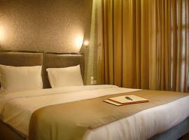 Athlos Hotel, hotel em Tessalônica