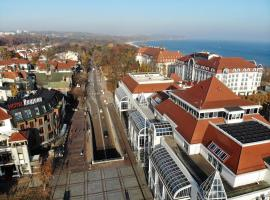 Bayjonn Boutique Hotel, accessible hotel in Sopot
