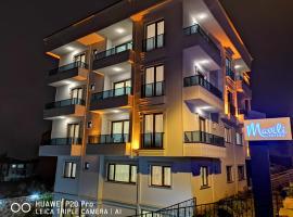 Mavili Suites, отель в Трабзоне