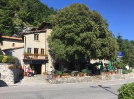 Albergo Bellavista, hotel in Chiusi della Verna