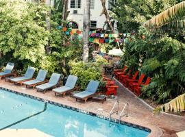 Freehand Miami, hotel in Miami Beach