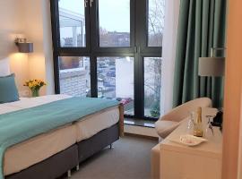 Apricot Hotel: Hamburg'da bir otel