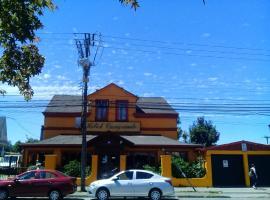 Hotel CasaGrande, hotel en Valdivia