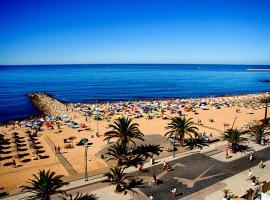 Quarteira Beach, hotel en Quarteira