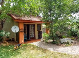 Raka Cottage, accommodation in Nelspruit