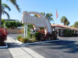 Gulf Beach Resort Motel, motel in Sarasota