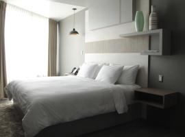 ESDUMA HK HOTEL Pachuca, hotel en Pachuca de Soto