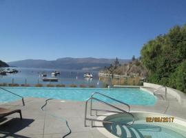 OUTBACK,Lakeside Vacation Home Resort, hotel in Vernon