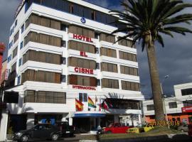 Hotel El Cisne, hotel in Riobamba
