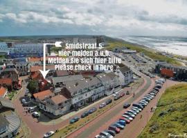 Dorp en Duin, beach hotel in Egmond aan Zee