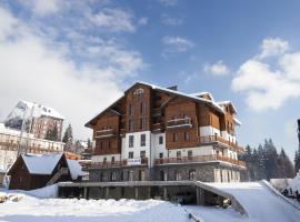Villa Gor Apartments, отель в Буковеле