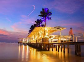 Ocean View Residence, hotel with pools in Jepara
