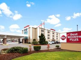 Best Western Plus Bellingham, hotel near Bellingham International Airport - BLI,