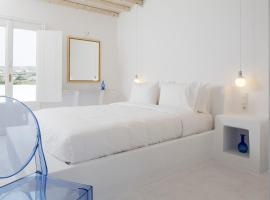 Aether Boutique Stay, hotel in Glastros