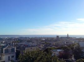 L'ESTUAIRE, apartment in Le Havre