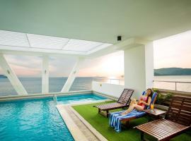 Dendro Hotel, khách sạn gần Đảo Hòn Tre, Nha Trang