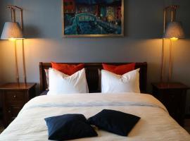 De Villo, luxury hotel in Hasselt