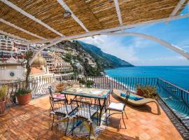 Villa Scalinatella, holiday home in Positano